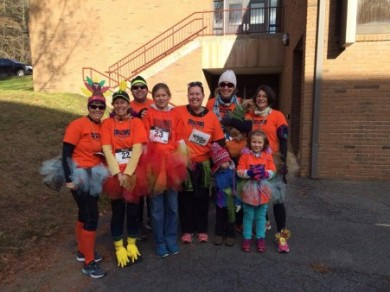 Massachusetts: GOBBLE WOBBLE 5K Fun Run/Walk