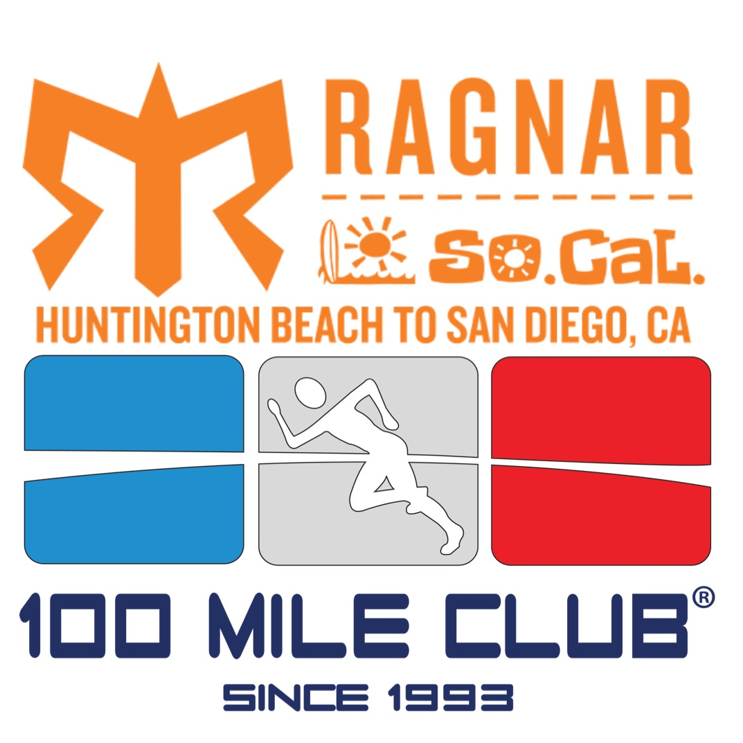 Team 100 Mile Club at Ragnar SoCal: Running 200-ish Miles for our Kids