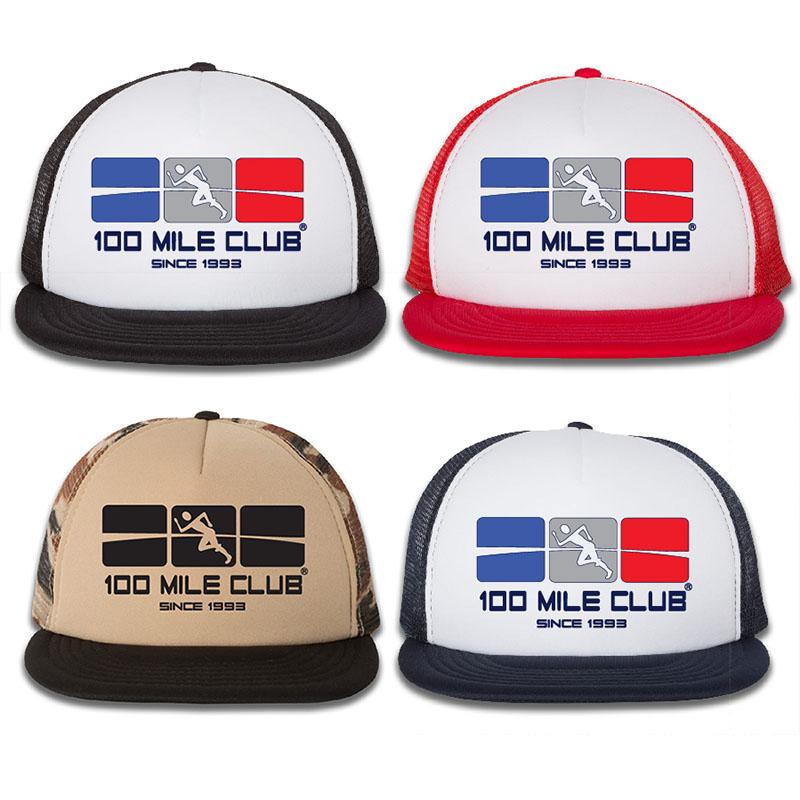 100 Mile Club® Trucker Cap