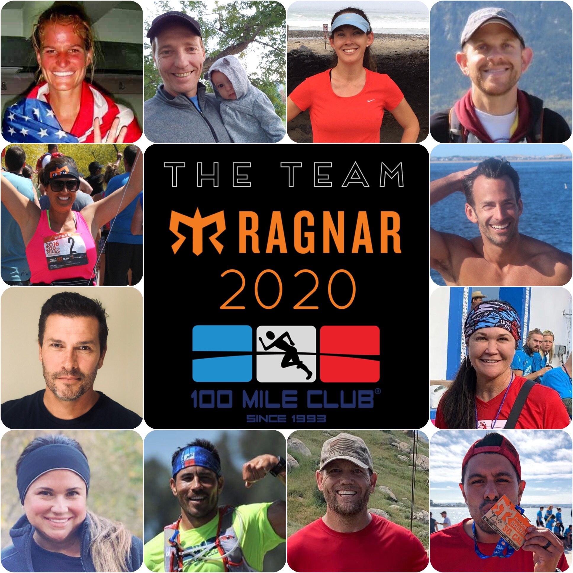 Introducing Team 100 Mile Club | Ragnar SoCal 2020
